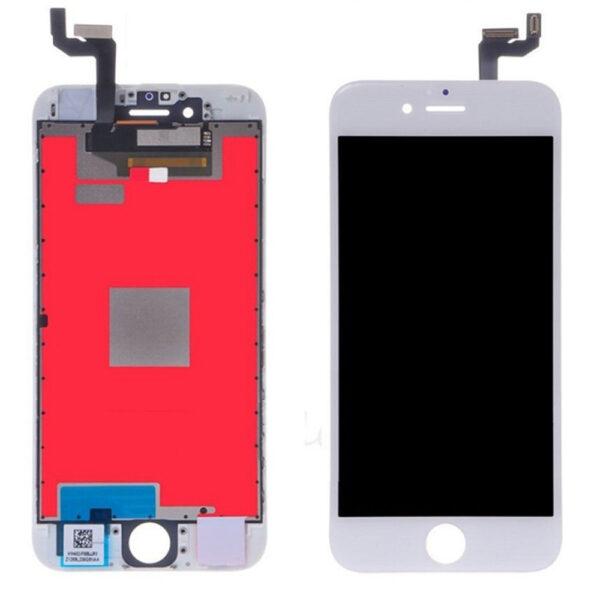iPhone 6S AAA Kvalite Skärm - Vit