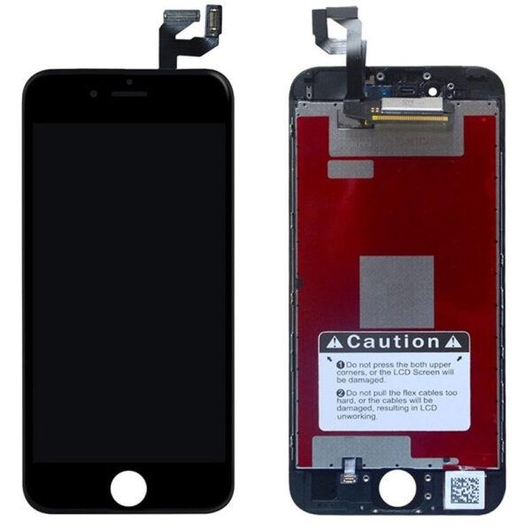 iPhone 6S AAA Kvalite Skärm - Svart
