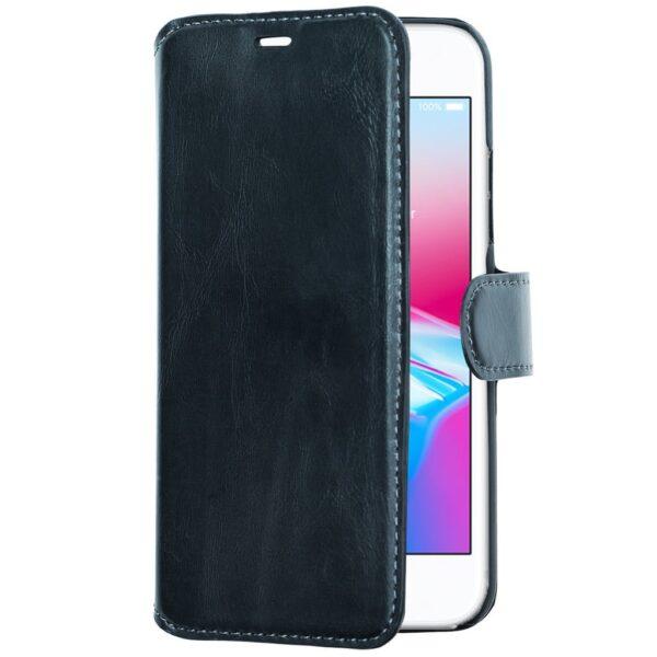 Champion iPhone 7/8 Slim Wallet Case - Svart