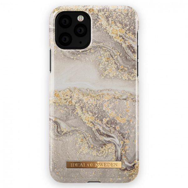 iDeal Of Sweden iPhone 11 Pro/XS/X Sparkle Greige Marble