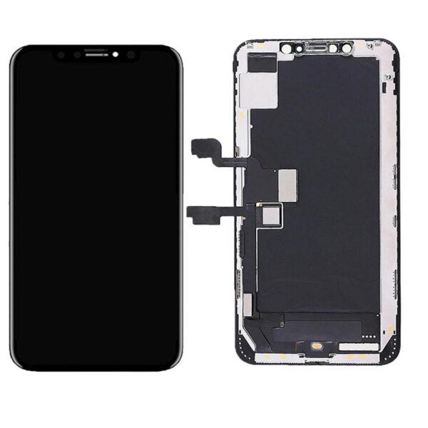 iPhone XS Max Display Oled - Svart