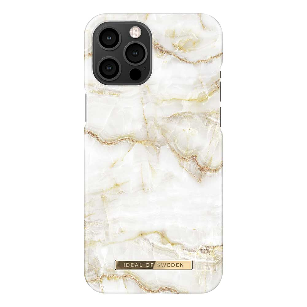 iDeal Fashion iPhone 12 Pro Max Case Golden Pearl Marble iPhone 12 Pro Max