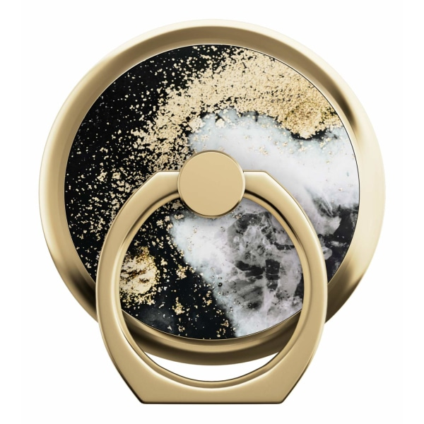 iDeal Of Sweden Magnetic Ring Mount Black Galaxy Marble
