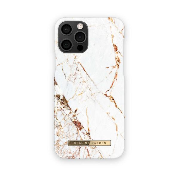 iDeal Fashion iPhone 12 Pro Max Case Carrara Gold iPhone 12 Pro Max