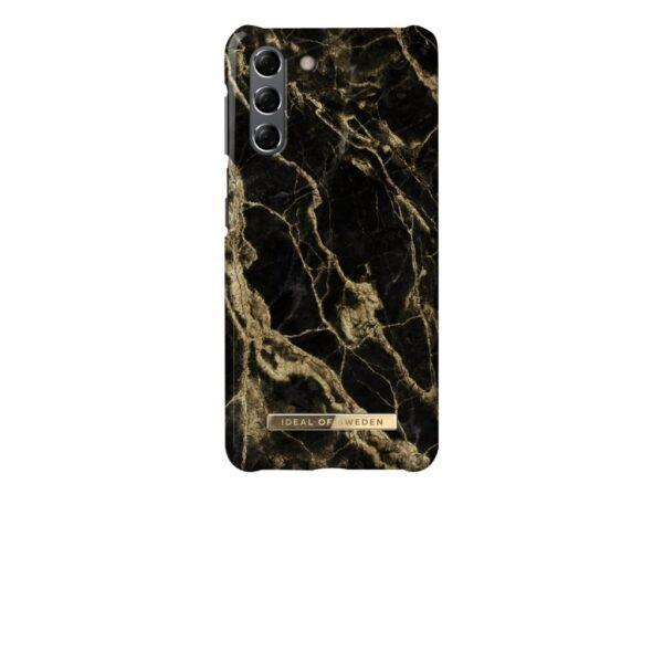 IDEAL OF SWEDEN IDEAL FASHION CASE SAMSUNG GALAXY S21 GOLDEN SMOKE MARBLE