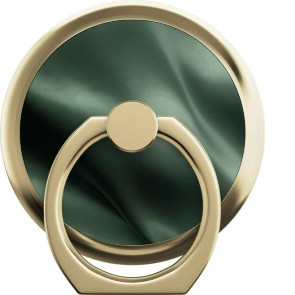 IDEAL OF SWEDEN IDEAL MAGNETIC RING MOUNT EMERALD SATIN