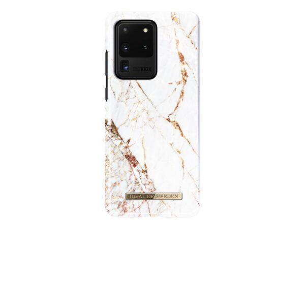 iDeal Fashion Galaxy S20 Ultra Case Carrara Gold
