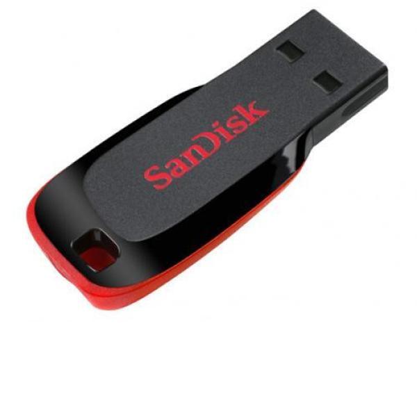 Sandisk Cruzer Blade Usb-Minne, 16GB